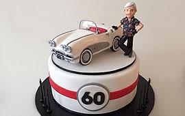Gâteaux anniversaire pour hommes
