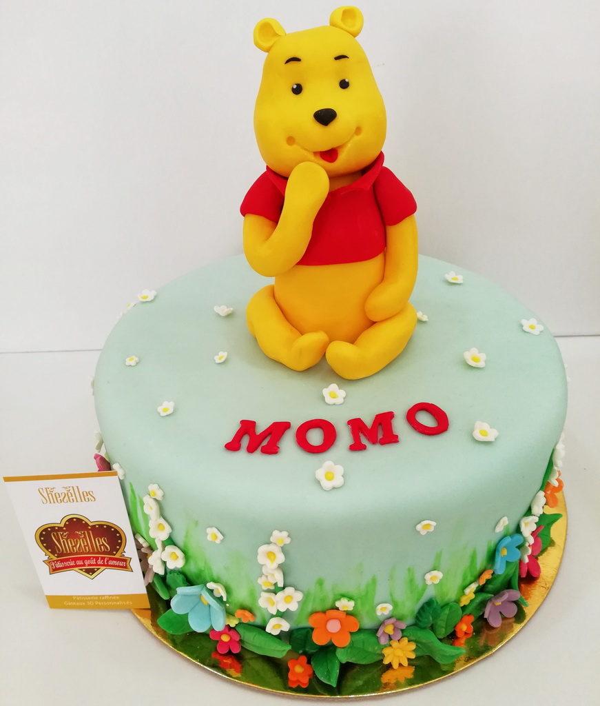 Gâteaux Winnie Ourson 3D