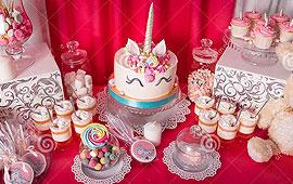 Gâteaux pour filles ou nouveau née